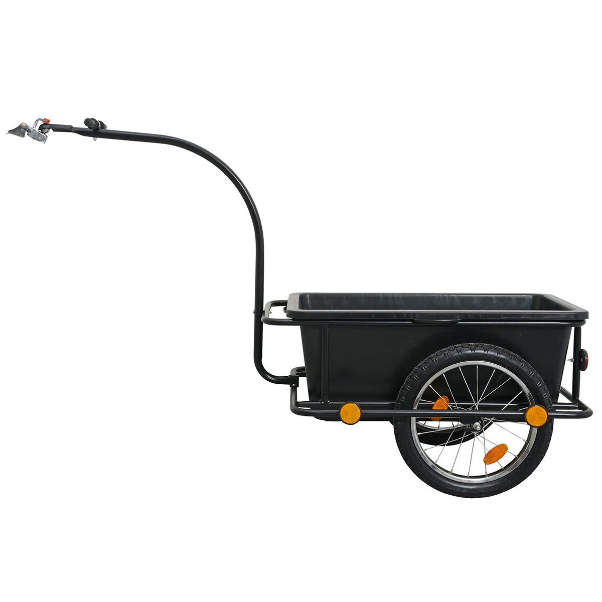 Rawlink cykelanhænger - Sort | bike_trailers_component