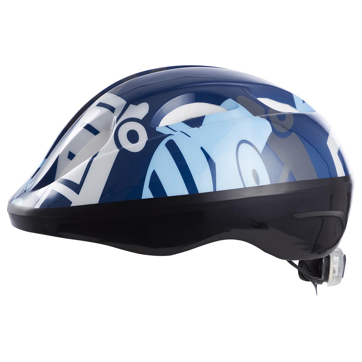 Rawlink cykelhjelm til børn - Blå | Hjelme
