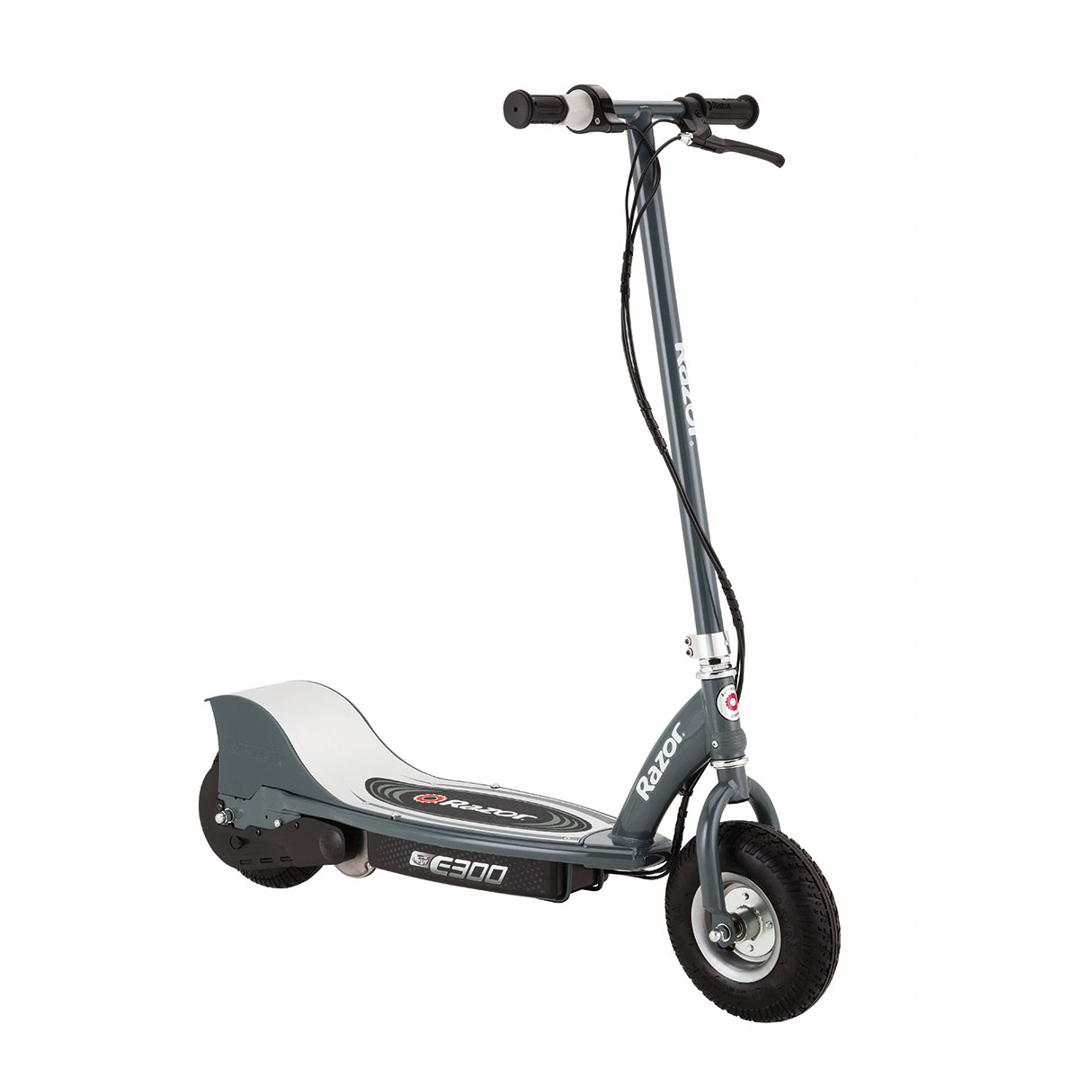 Image of   Razor el-løbehjul - E300 Electric Scooter - Grå