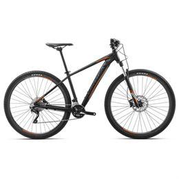 """Rediger Orbea MX10 29"""" mountainbike med 20 gear - Sort/orange"""