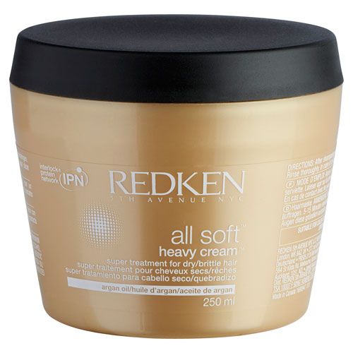 Image of   Redken All Soft Heavy Cream 250 ml