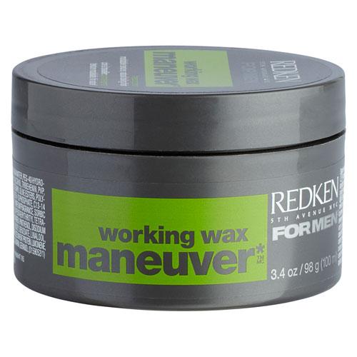 Image of   Redken Men Styling Maneuver Working Wax 100 ml