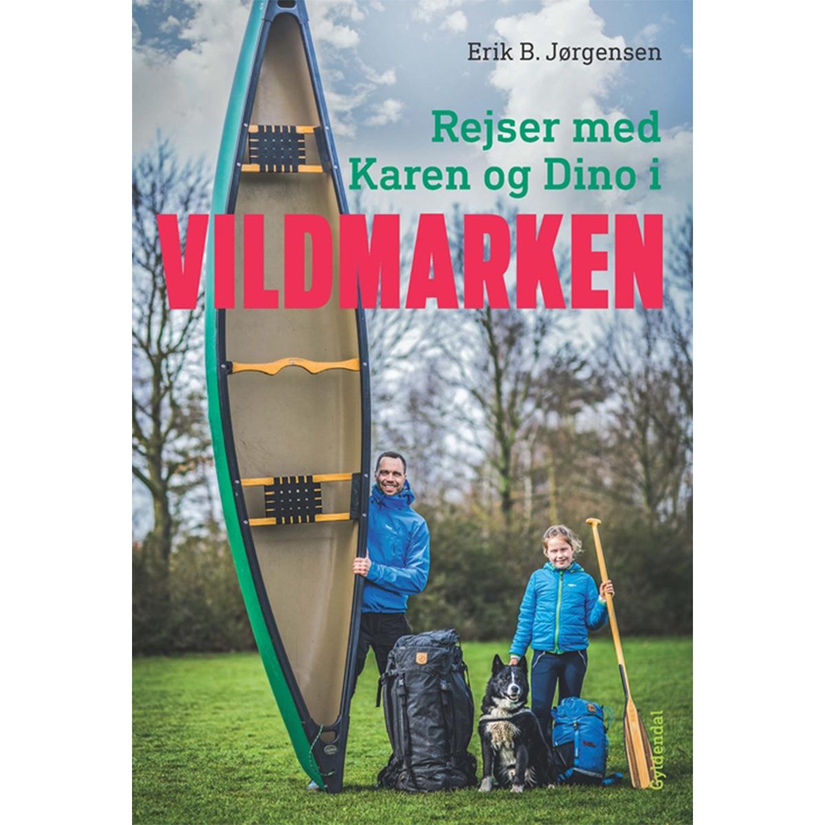 Image of   Rejser med Karen og Dino i vildmarken - Hæftet