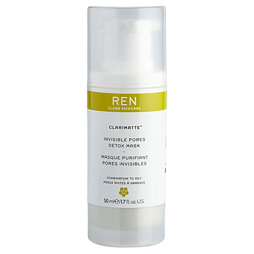 Image of   REN Invisible Pores Detox Mask - 50 ml