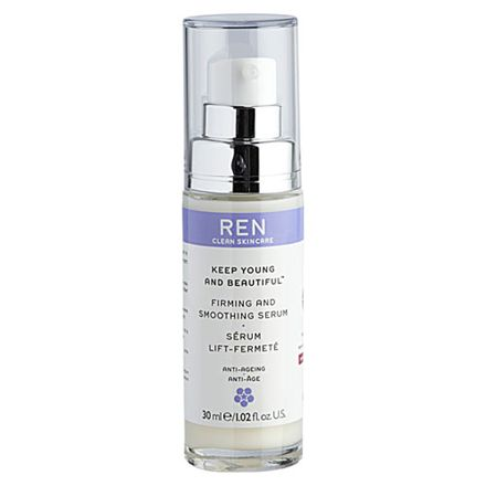 Ren Keep Young and Beautiful Firming and Smooting Serum - 30 ml Opstrammer og udglatter