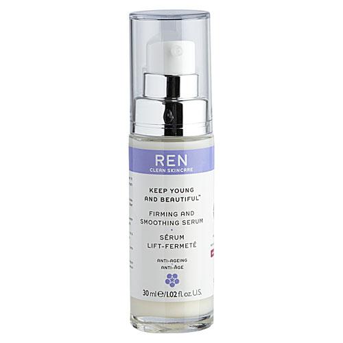 Image of   REN Firming and smoothing serum - 30 ml. Serum og special pleje