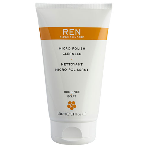 Image of   REN Micro Polish Cleanser - 150 ml