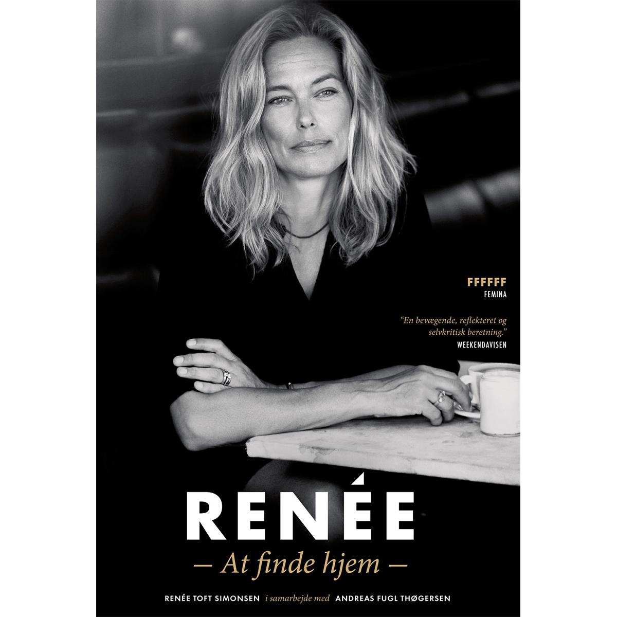 Renée - at finde hjem - Indbundet