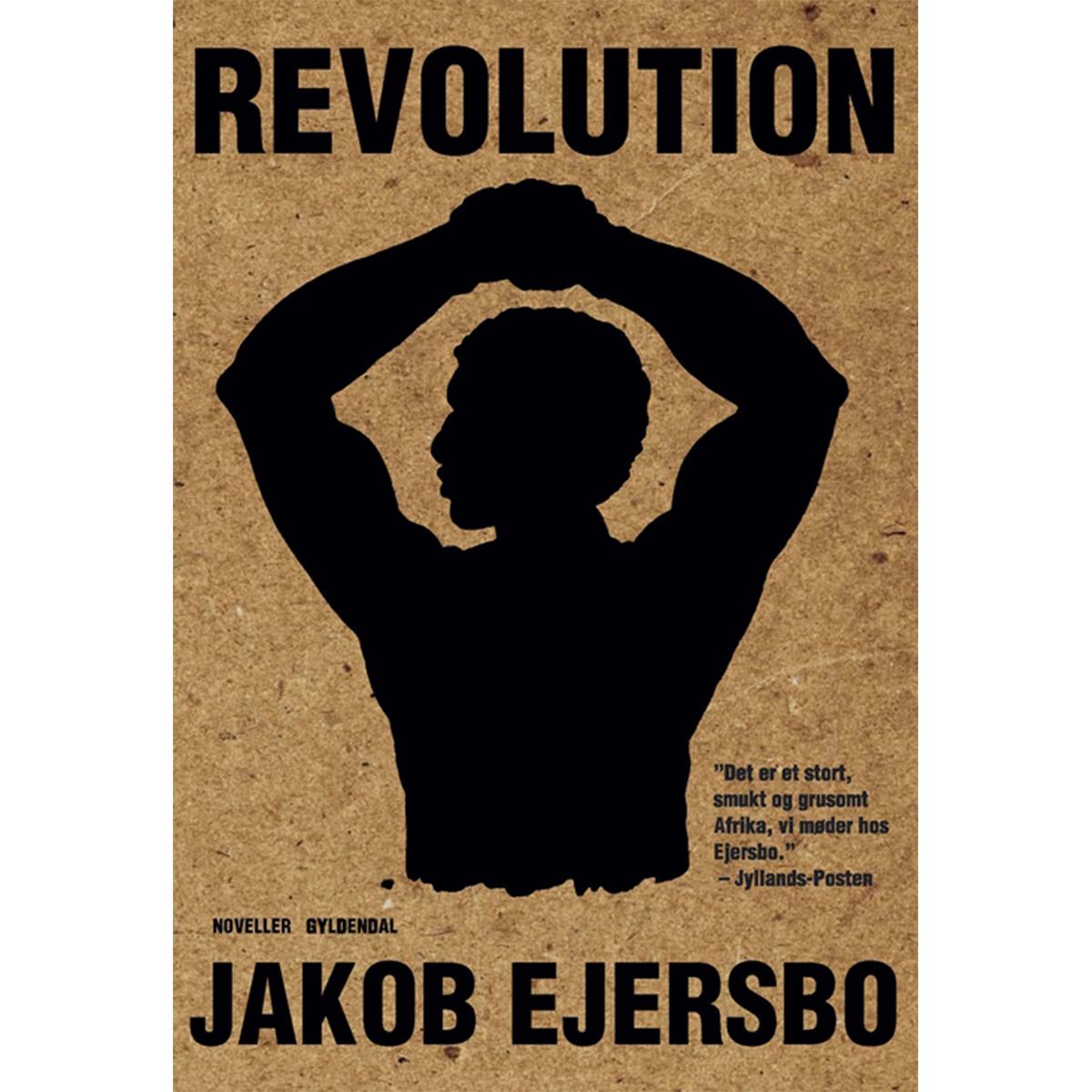 Image of   Revolution - fortællinger - Paperback