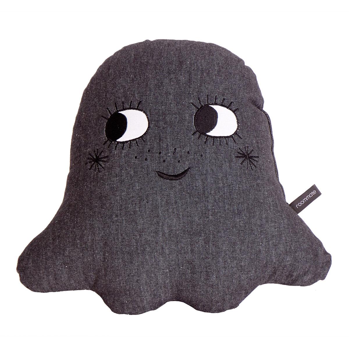 Billede af Roommate krammepude - Ghost - Antracit
