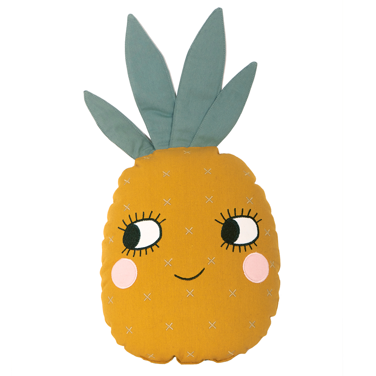 Roommate krammepude - Pineapple cushion