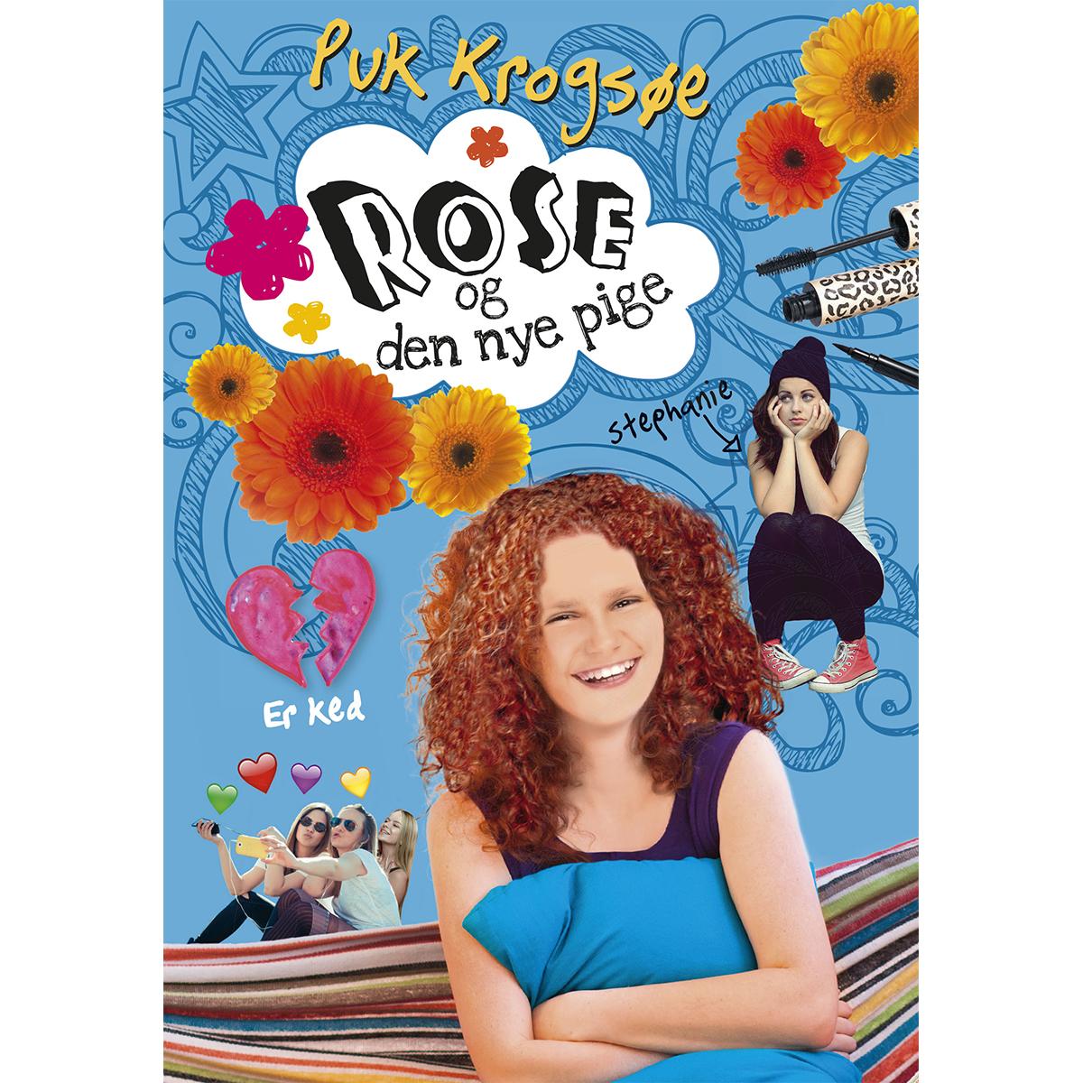 Image of   Rose og den nye pige - Hæftet