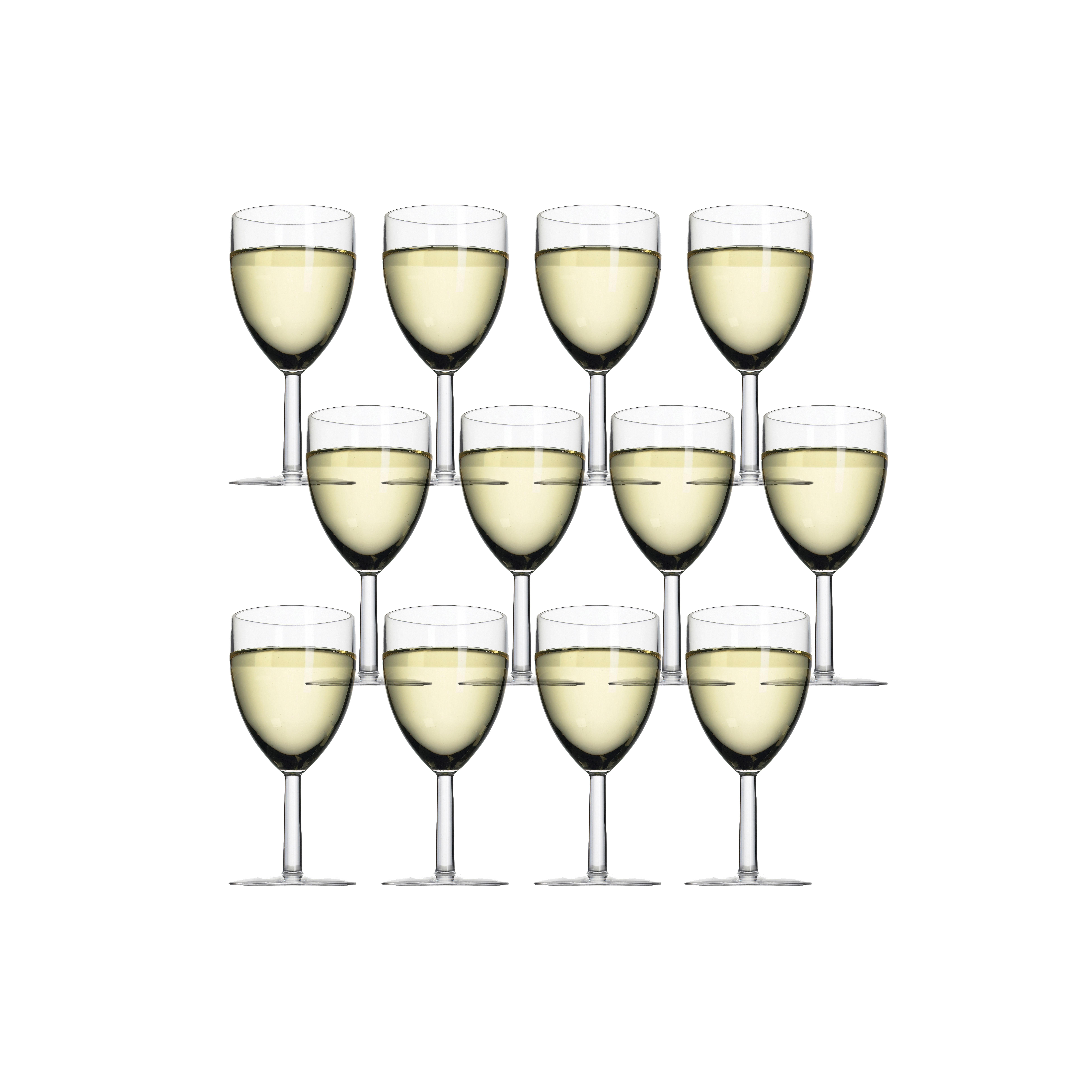 Image of   Rosti Mepal hvidvinsglas - San - 12 stk.