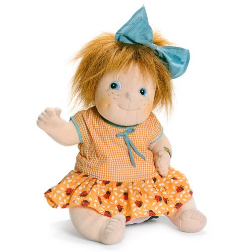 Image of   Rubens Barn dukke - Little Rubens - Lille Anna