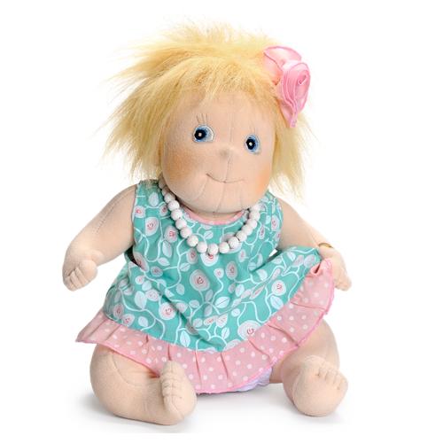 Image of   Rubens Barn dukke - Little Rubens - Lille Ida
