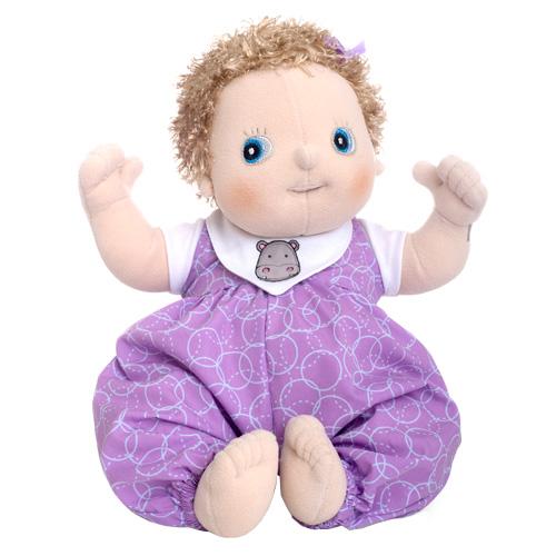 Image of   Rubens Barn dukke - Rubens Baby - Emma