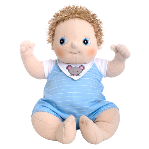 Image of   Rubens Barn dukke - Rubens Baby - Erik