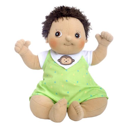 Image of   Rubens Barn dukke - Rubens Baby - Max