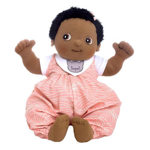 Rubens Barn dukke - Rubens Baby - Nora