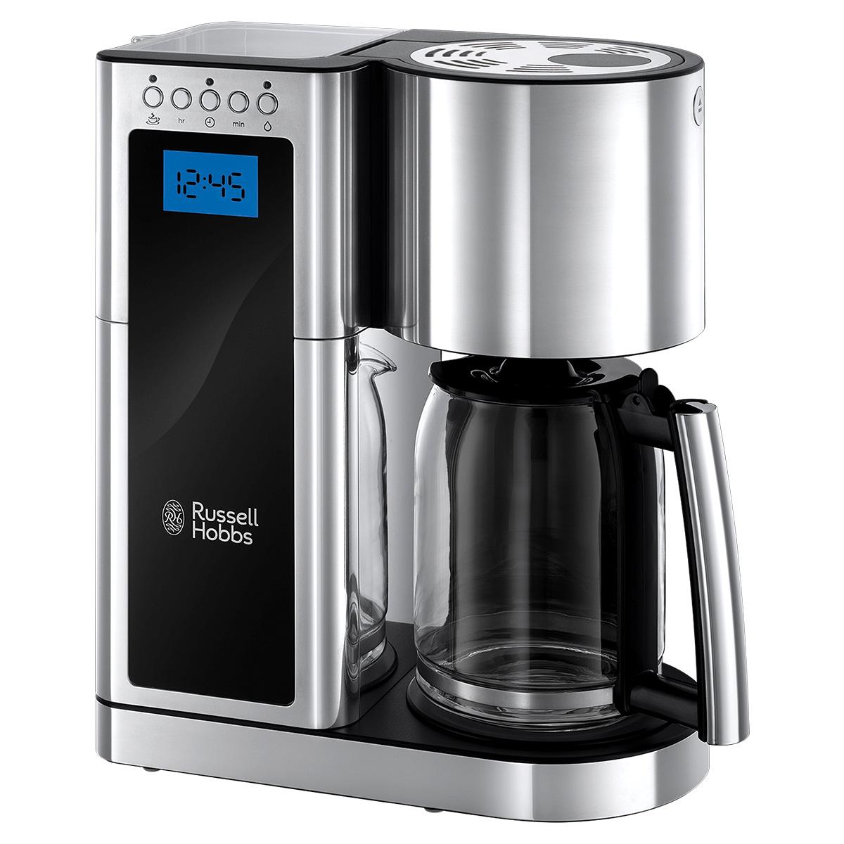 Image of   Russell Hobbs kaffemaskine - Elegance