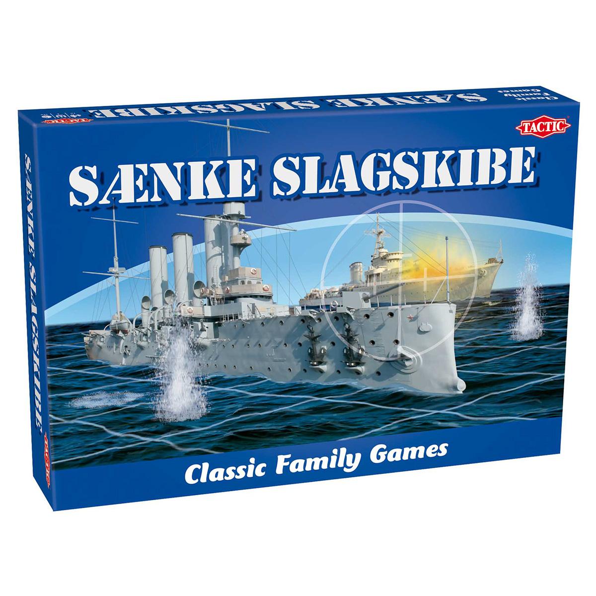 Sænke slagskibe