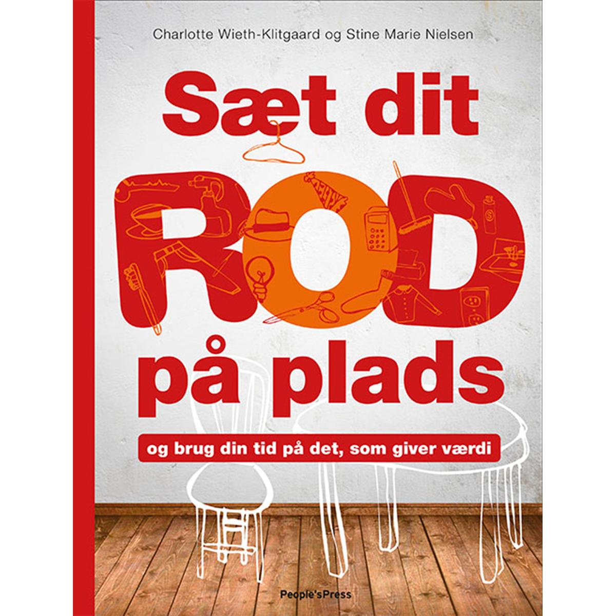 Image of   Sæt dit rod på plads - Indbundet