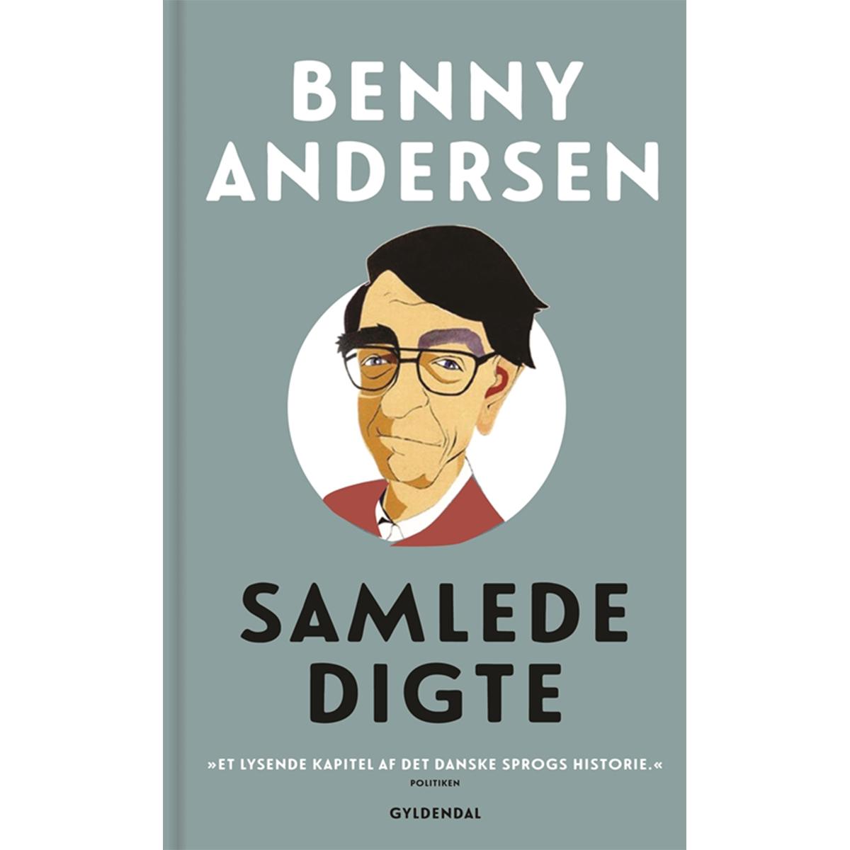 Image of   Samlede digte - Revideret udgave - Hardback