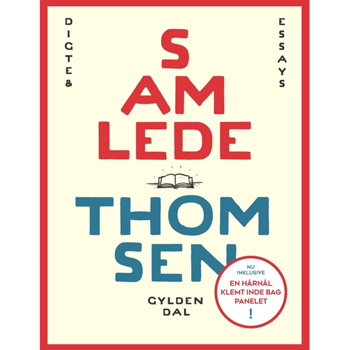 Image of   Samlede Thomsen - Hæftet