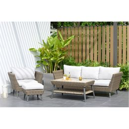 ScanCom loungesæt - Gabriella - Natur
