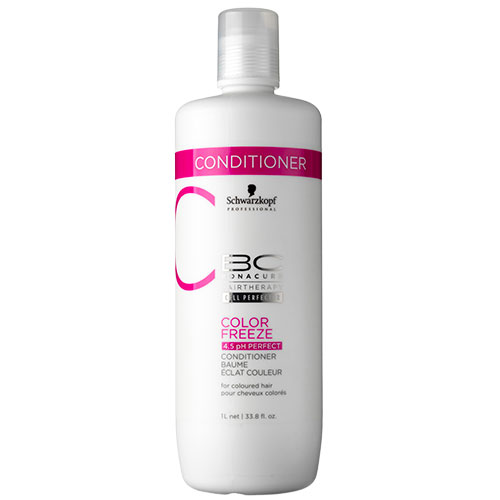 Image of   Schwarzkopf BC Bonacure Color Freeze Conditioner - 1000 ml
