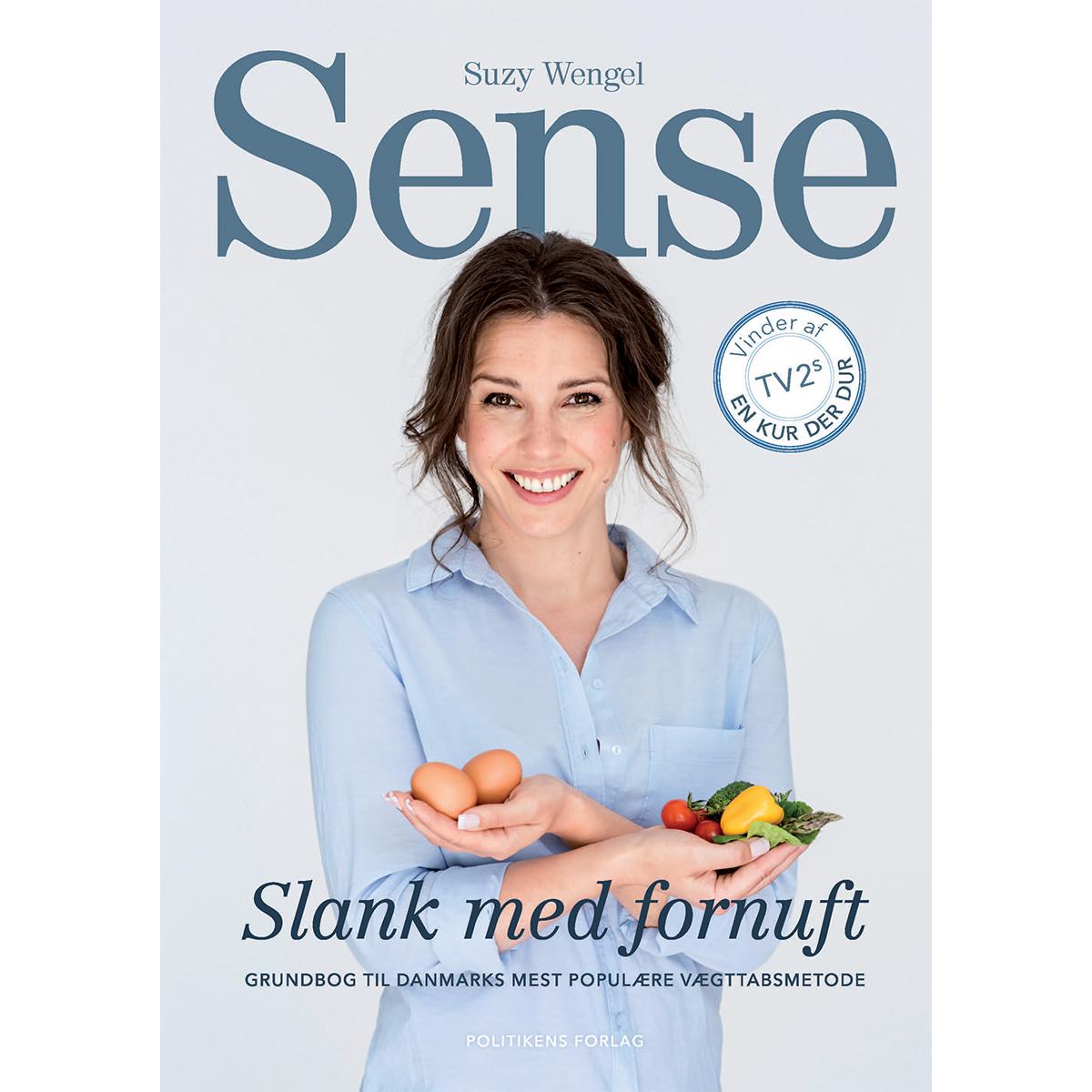 Image of   Sense - Slank med fornuft - Hæftet