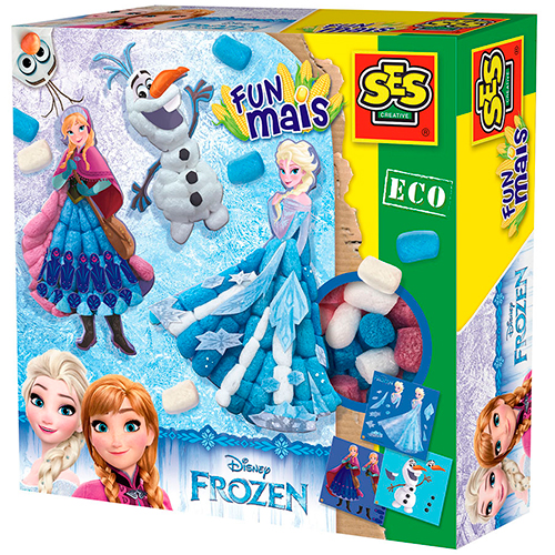 Image of   SES Creative Funmais-sæt - ECO - Disney Frozen