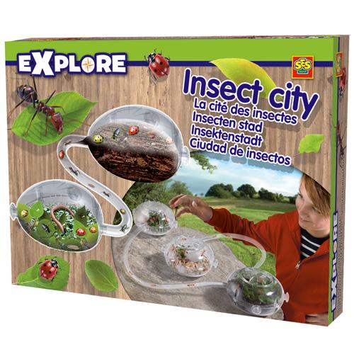 Image of   SES Creative insektbyen
