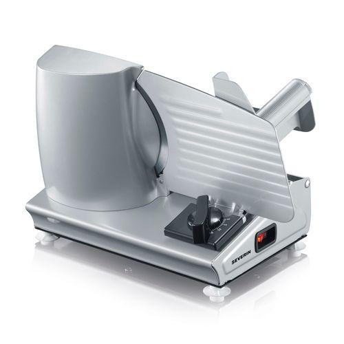 Severin pålægsmaskine med 2 knive Perfekte skiver pålæg til dig og dine gæster - Coop.dk
