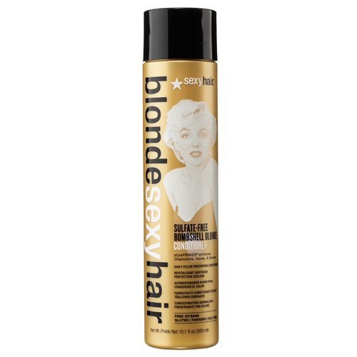 Image of   Sexy Hair Bombshell Blonde Conditioner 300 ml