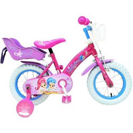 Shimmer and Shine pigecykel - Pink | City-cykler