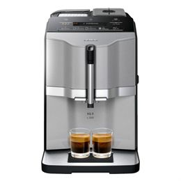 Image of   Siemens espressomaskine - EQ.3 s300 - Stål