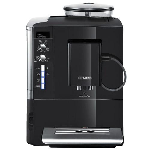 Image of   Siemens espressomaskine - TE515209RW - Sort