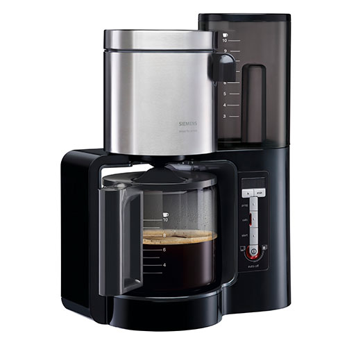 Image of   Siemens kaffemaskine - TC86303 - Sort