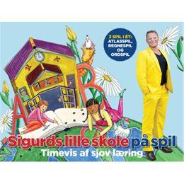 Sigurds lille skole på spil