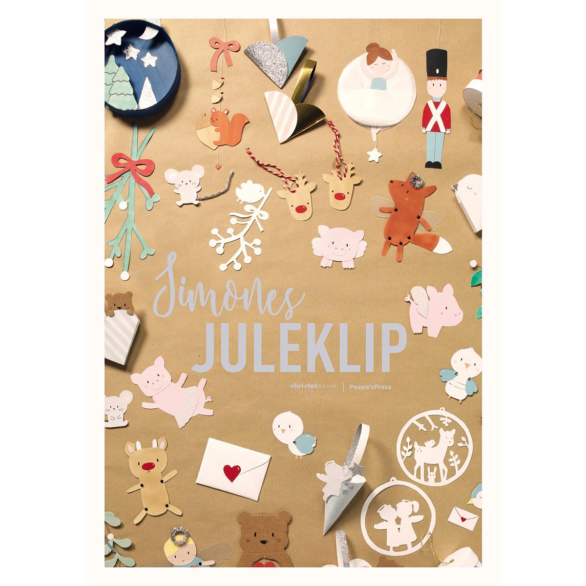 Image of   Simones juleklip - Indbundet