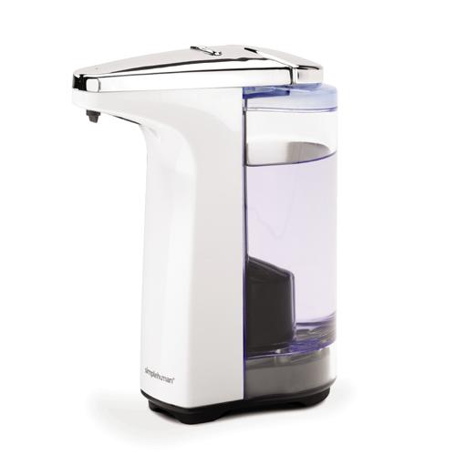 Image of   Simplehuman sensor sæbedispenser - Hvid