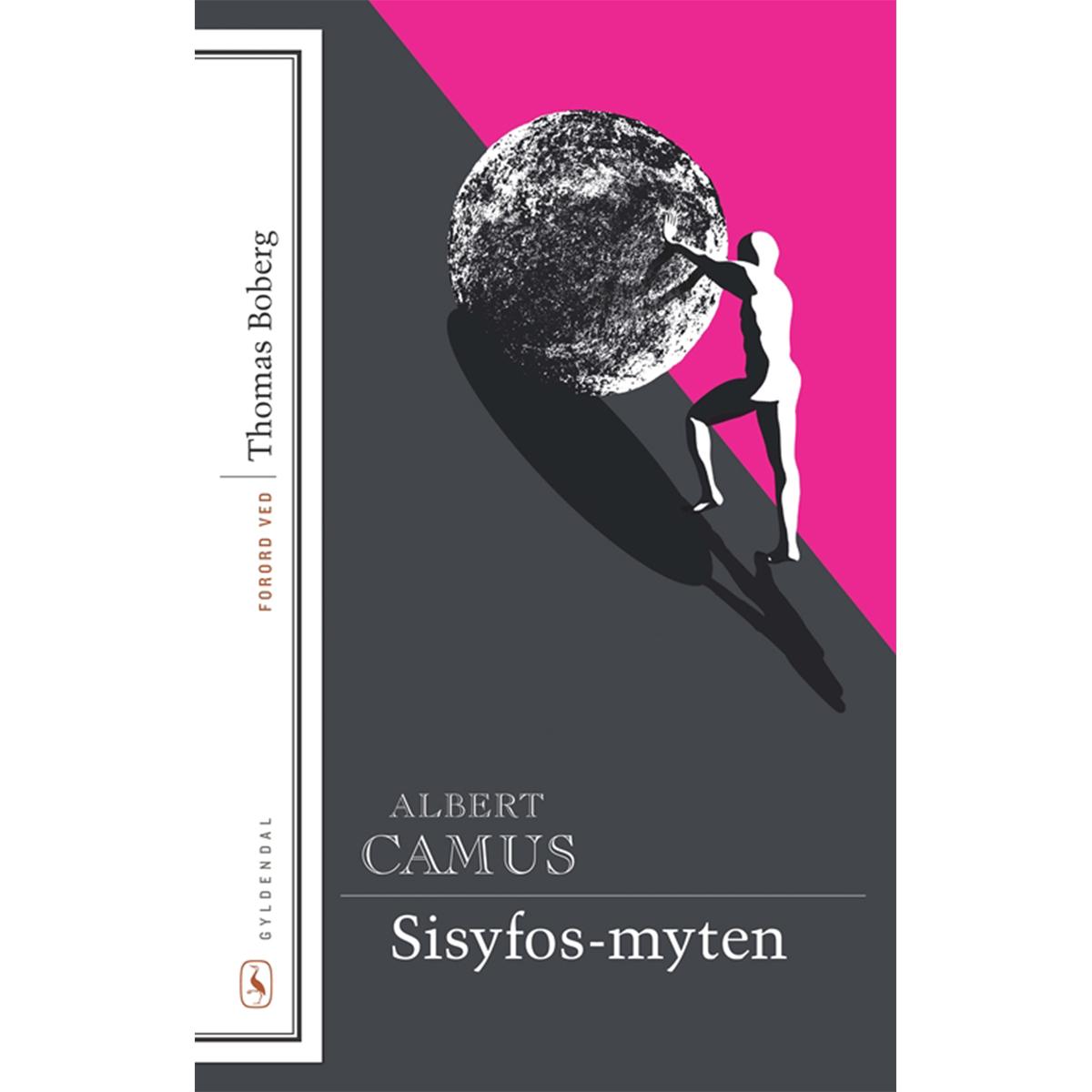 Image of   Sisyfos-myten - med forord af Thomas Boberg - Hæftet
