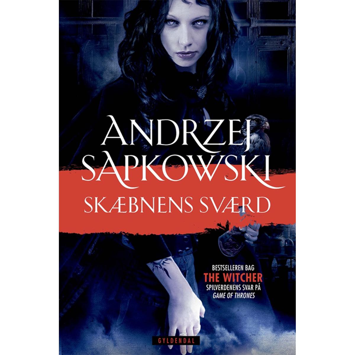 Image of   Skæbnens sværd - Witcher 2 - Indbundet