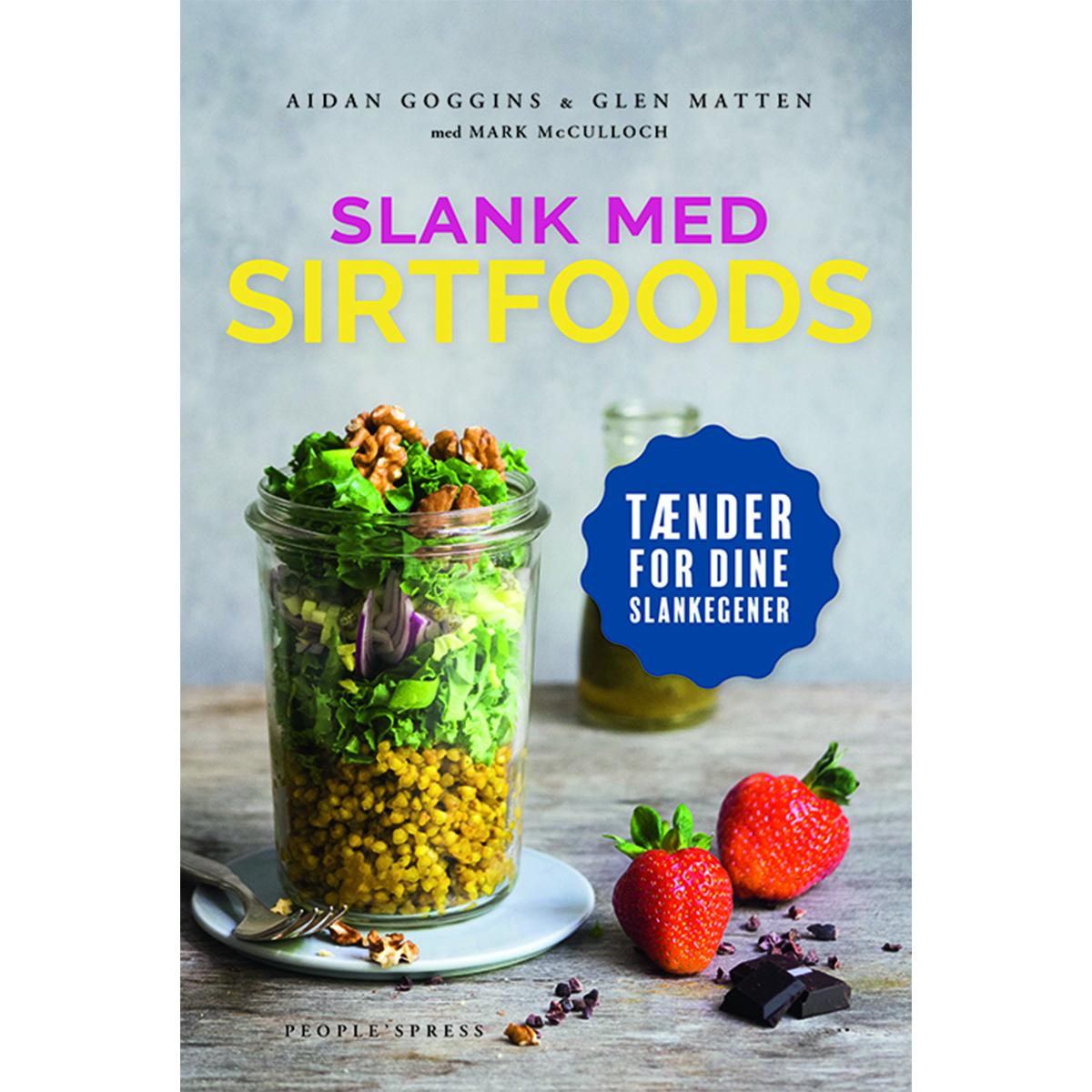 Image of   Slank med sirtfoods - Hæftet