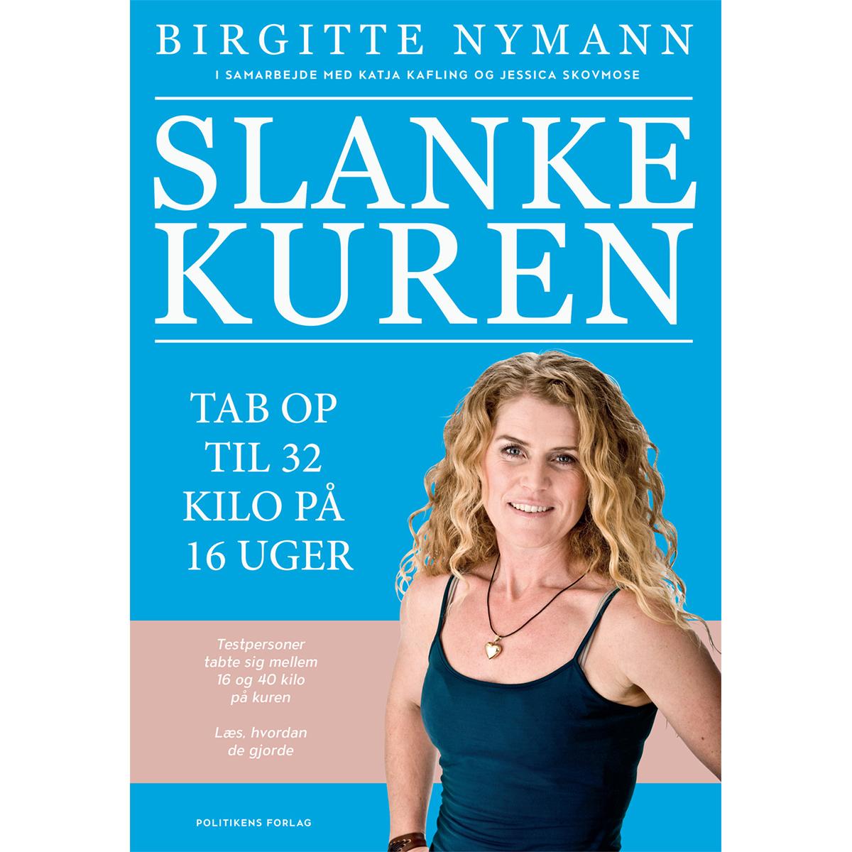 Image of   Slankekuren - Paperback
