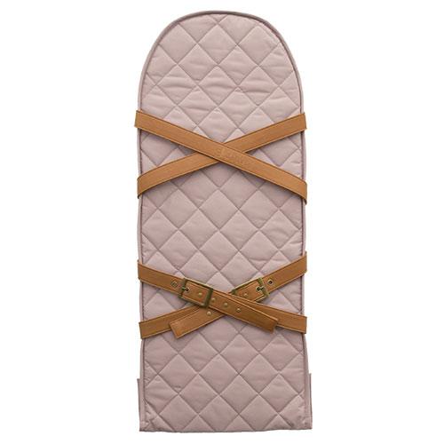 Image of   Sleepbag bæreplade - Støvet lilla