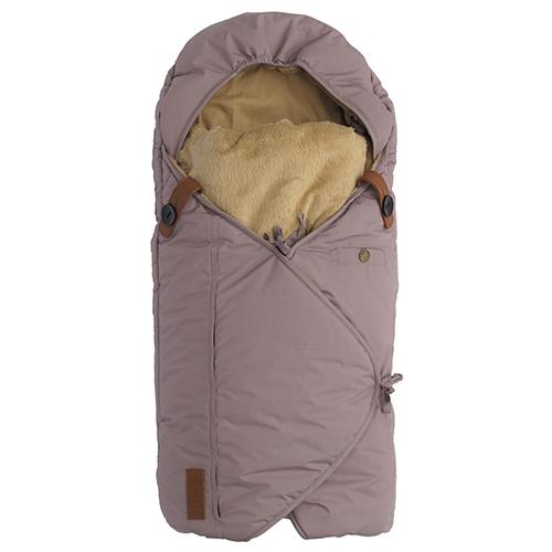 Image of   Sleepbag kørepose - Mini - Støvet lilla