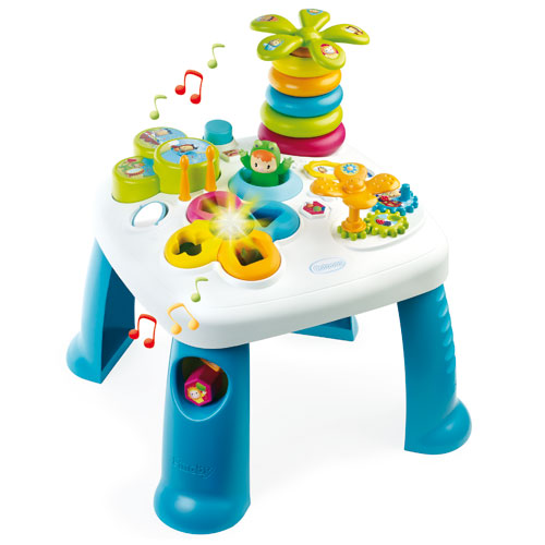 Image of   Smoby aktivitetsbord - Cotoons Activity table - Blå
