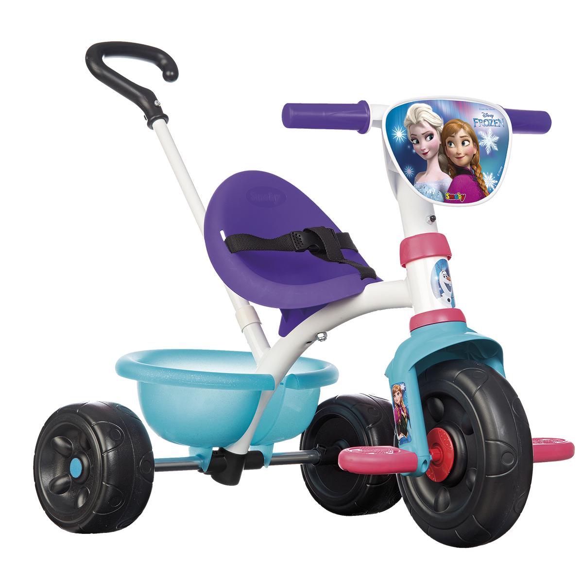 Billede af Smoby trehjulet cykel - Disney Frozen